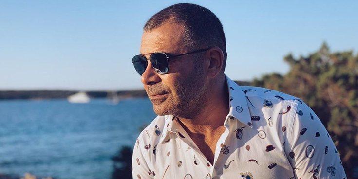 Jorge Javier Vázquez y su ex Paco se van de vacaciones juntos a Cerdeña