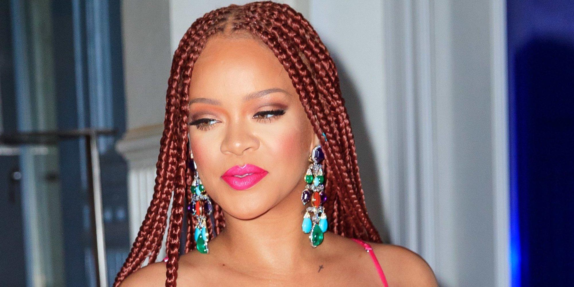 Rihanna, perpleja tras encontrar a una niña que es idéntica a ella