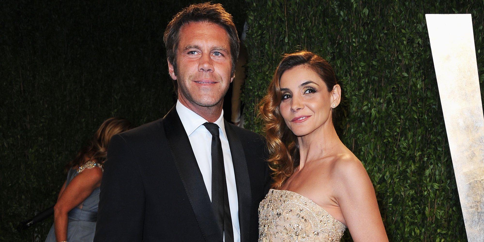 El Príncipe Filiberto de Saboya y su mujer, Clotilde Courau, sufren un robo millonario en su casa de París