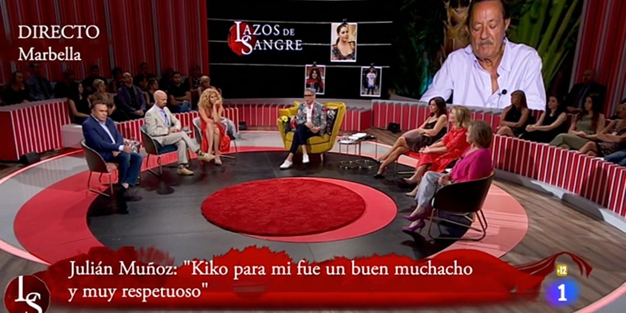 """El arrepentimiento de Julián Muñoz en 'Lazos de sangre': """"Isabel Pantoja fue un calentón"""""""