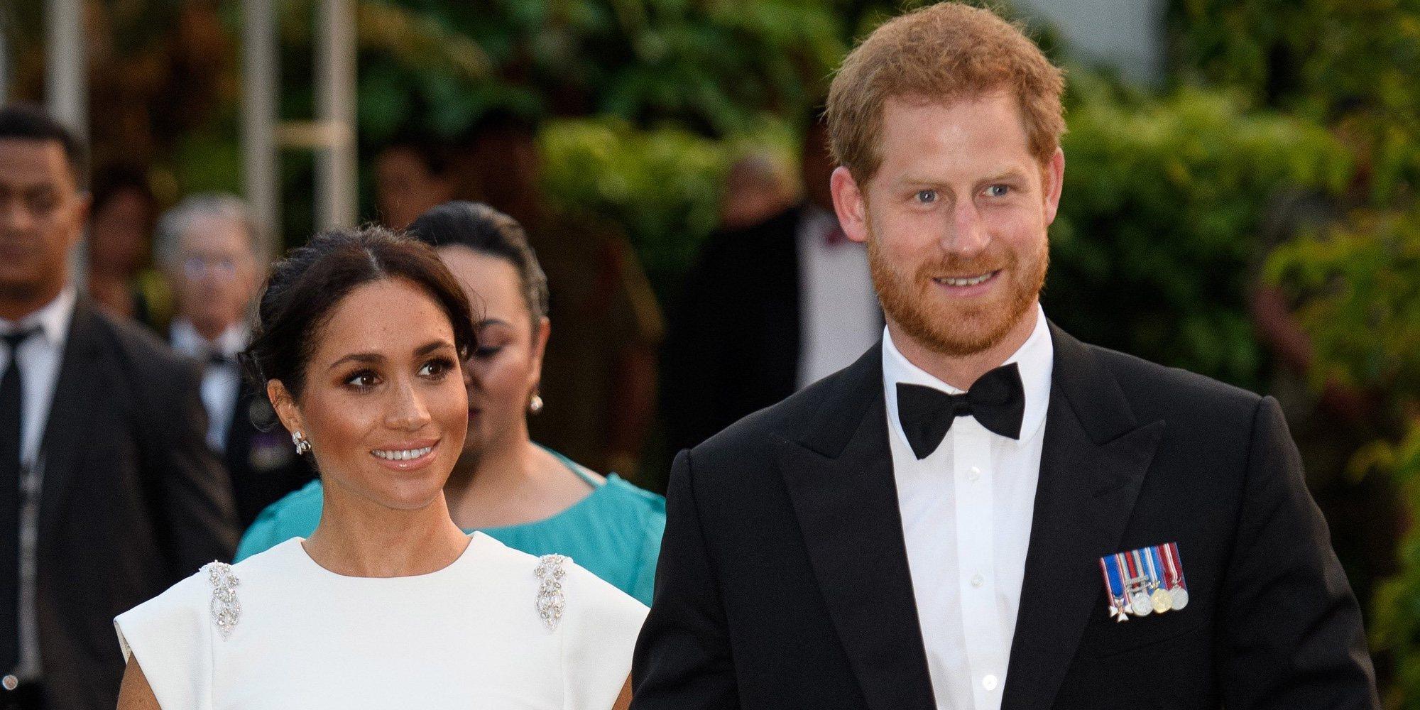 El Príncipe Harry y Meghan Markle entregan una lista a sus vecinos de cosas que no pueden hacer