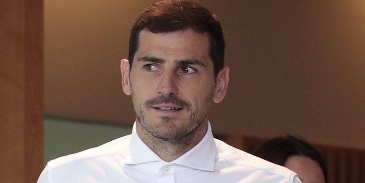 """Iker Casillas reflexiona sobre su futuro: """"Puedo con ello. Podemos con ello"""""""