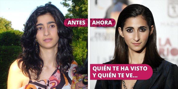 Así ha cambiado Alba Flores: De su debut como actriz a su éxito gracias a 'Vis a Vis' y 'La casa de papel'