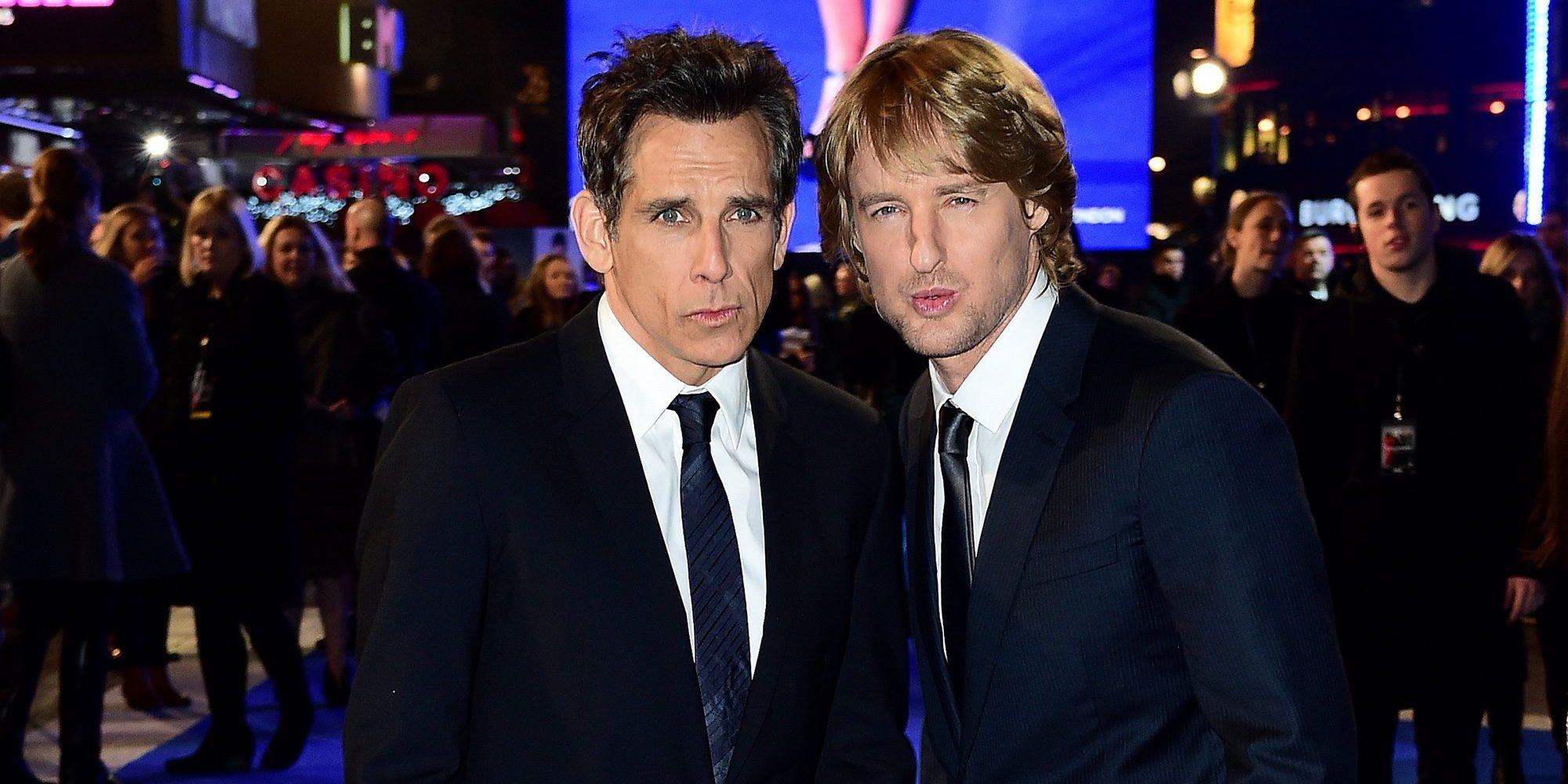 La amistad de Ben Stiller y Owen Wilson: lo que unió la comedia que no lo separe nadie