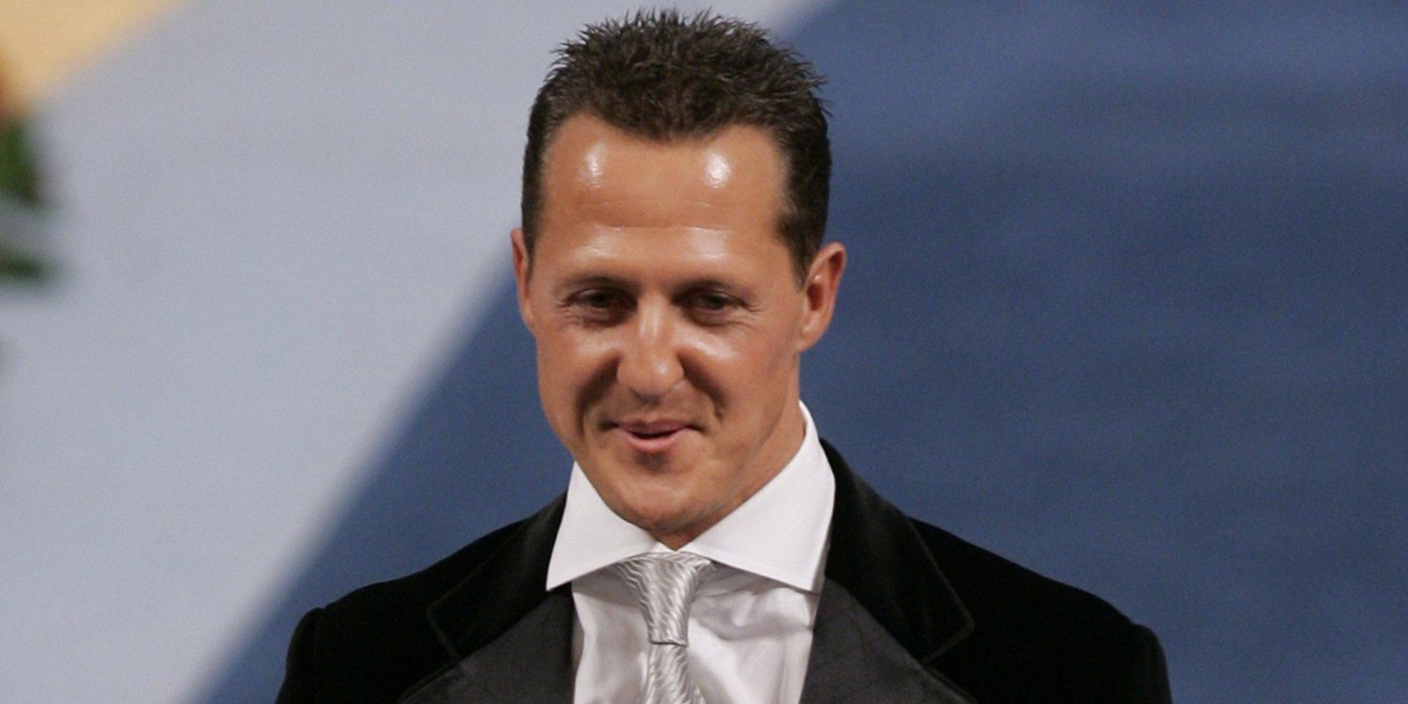 Michael Schumacher mejora y ve la Fórmula1 en la televisión