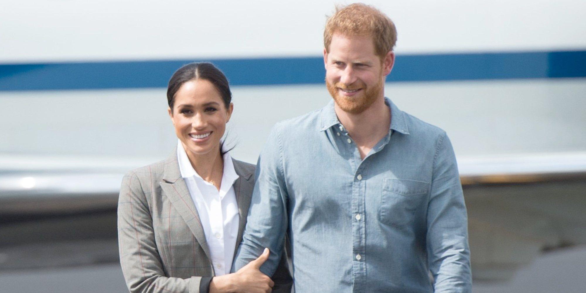 El Príncipe Harry revela el número de hijos que quiere tener con Meghan Markle tras Archie Harrison
