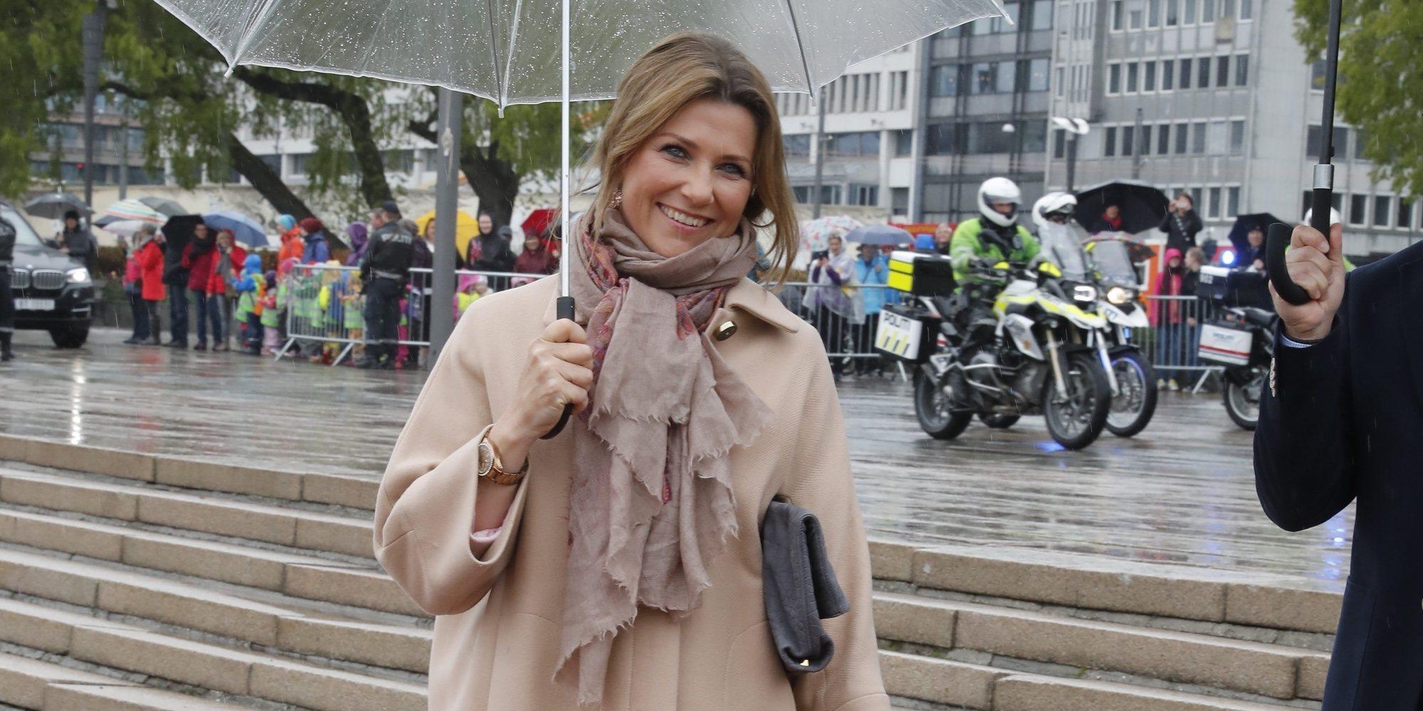 """Marta Luisa de Noruega revela un curioso secreto sobre ella: """"Hago cosas que no son de Princesa"""""""