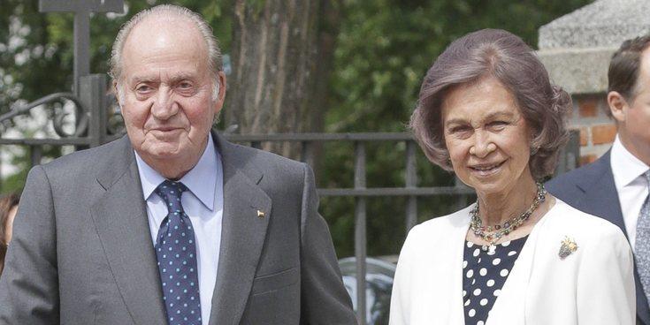 """La Reina Sofía proclama su amor por el Rey Juan Carlos: """"Estoy mejor que nunca con él"""""""