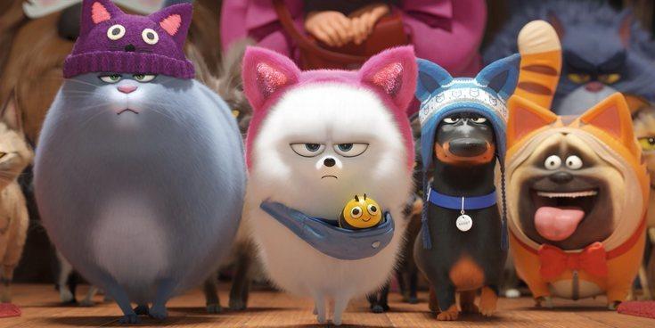 Clip exclusivo de 'Mascotas 2': travesura, retos y misiones de las mascotas del cine