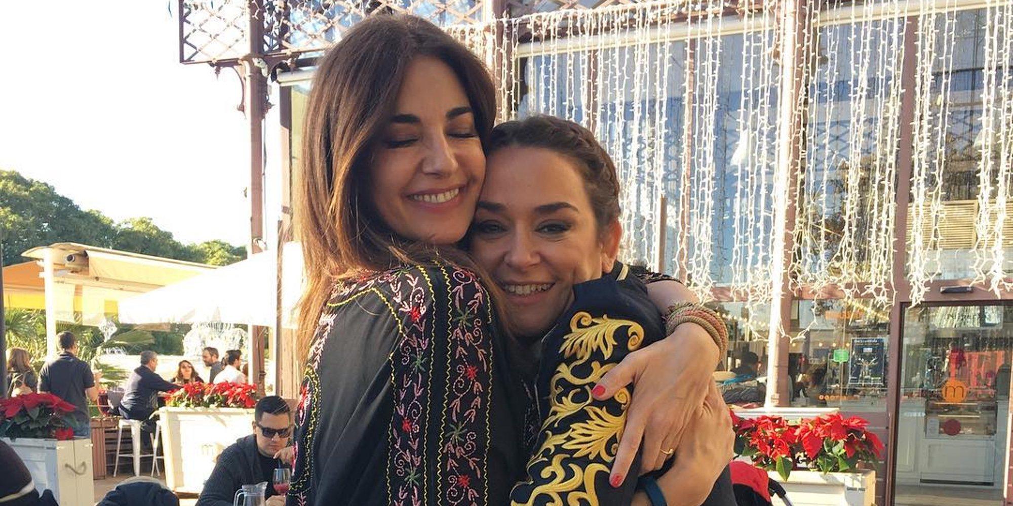 Toñi Moreno y Mariló Montero, dos amiguísimas desde hace más de dos décadas