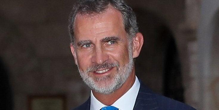 Gloria Santiago, Vicepresidenta del Parlament Balear, se burla del Rey Felipe tras ir a su recepción