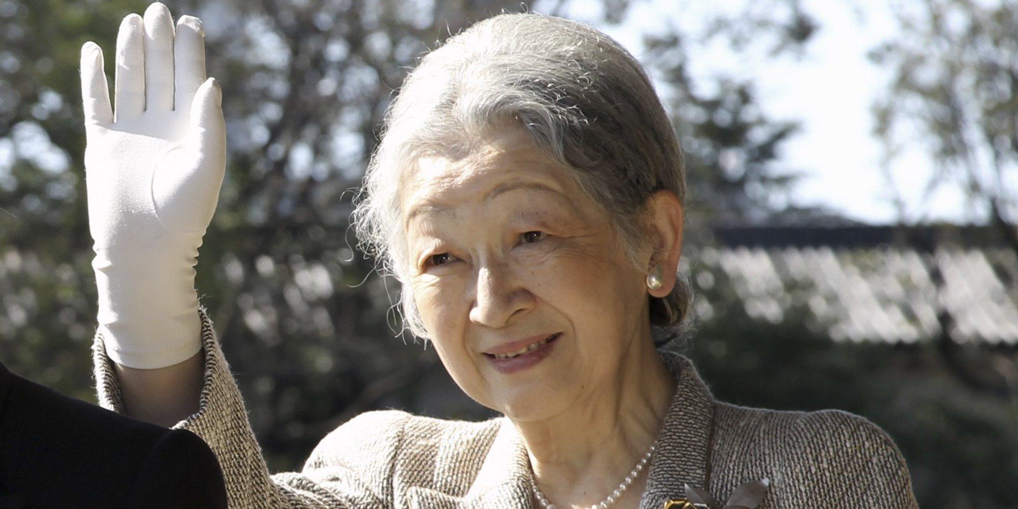La Emperatriz Michiko de Japón tiene cáncer de mama y será operada