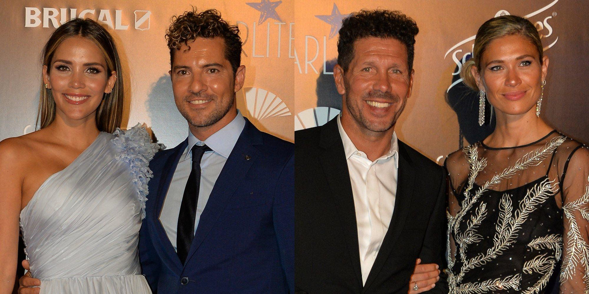 Rosanna Zanetti, David Bisbal, Diego Simeone o Carla Pereyra consiguen brillar en la Gala Starlite 2019