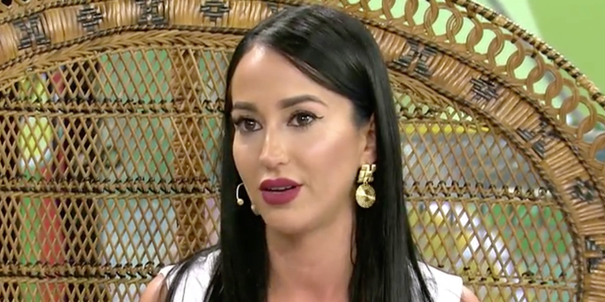 """Aurah Ruiz ha estado dos meses sin tratarse con su familia: """"Lo he pasado muy mal"""""""