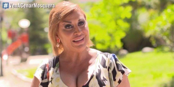"Raquel Mosquera recuerda a Pedro Carrasco en 'Ven a cenar conmigo': ""Siempre le llevaré en mi corazón"""