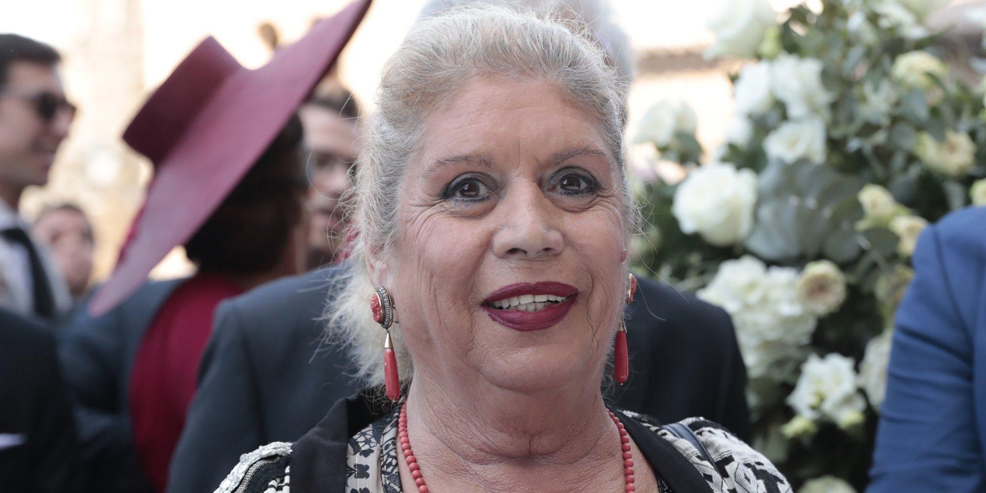 María Jiménez reaparece con un aspecto inmejorable tras sus graves problemas de salud