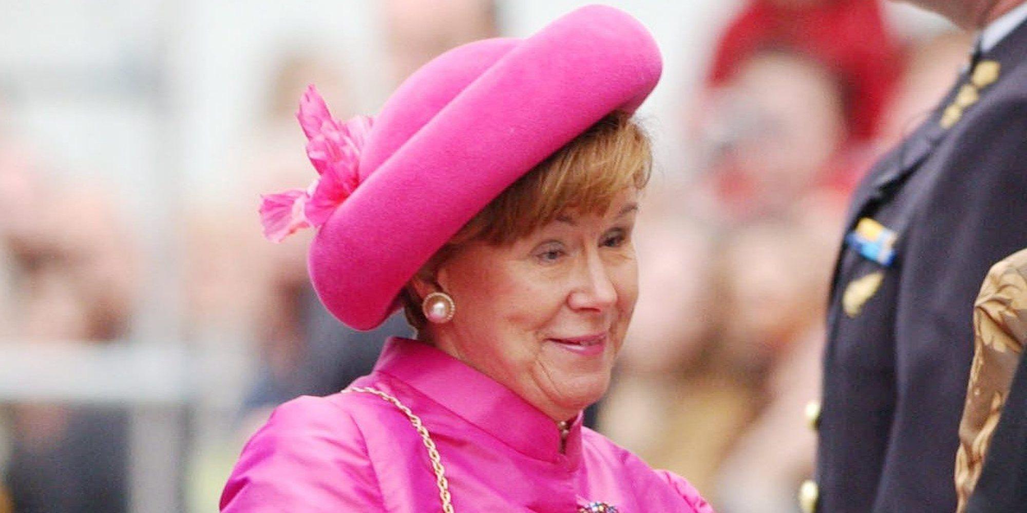 Muere la Princesa Cristina de Holanda a los 72 años tras muchos meses luchando contra el cáncer de huesos