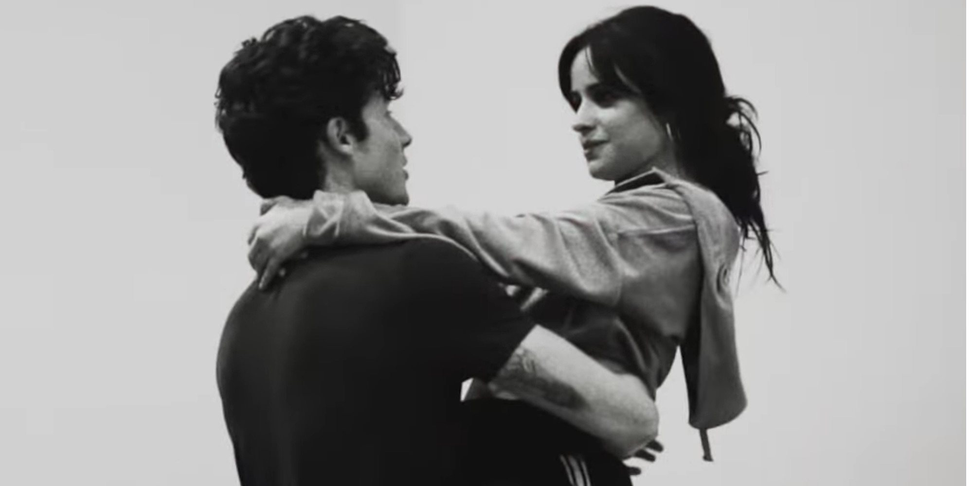 El apasionado vídeo de Camila Cabello y Shawn Mendes ensayando el baile de su canción 'Señorita'