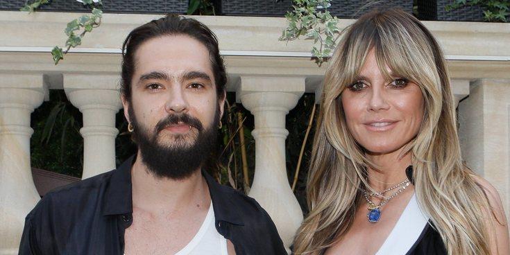 El curioso regalo que Heidi Klum ha recibido de su marido Tom Kaulitz: un trozo de Muro de Berlín
