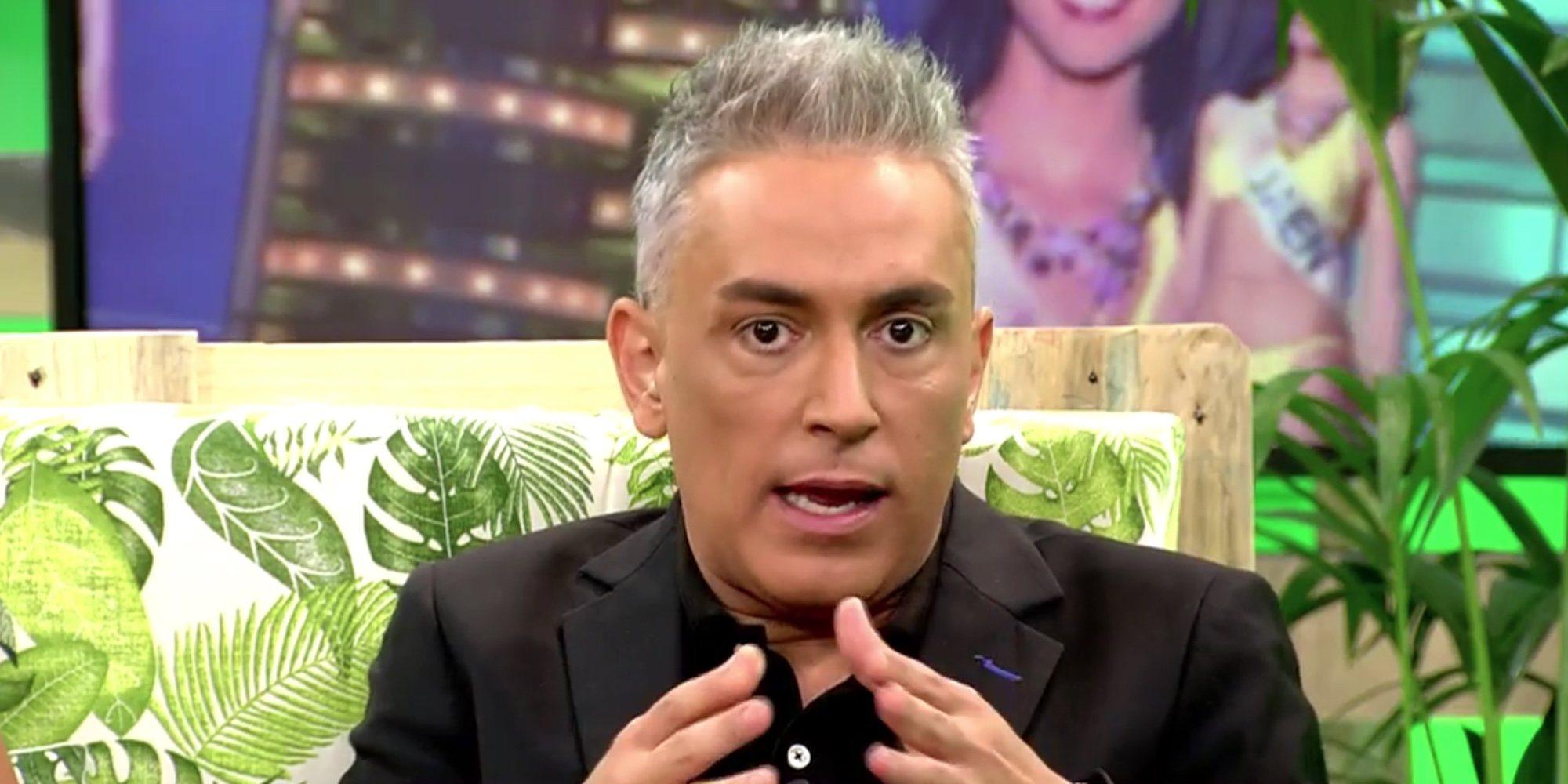 """Kiko Hernández ataca a María Jesús Ruiz: """"Has sido una desagradecida con este programa y con nosotros"""""""