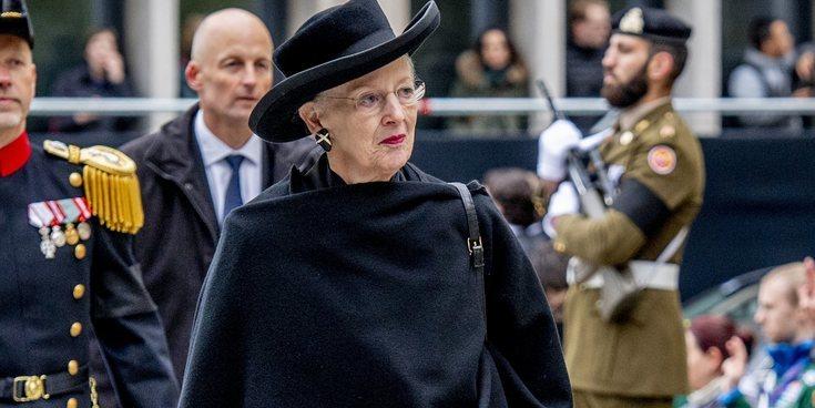 La Reina Margarita de Dinamarca cuenta la trágica situación de la enfermedad y muerte de su padre, Federico IX