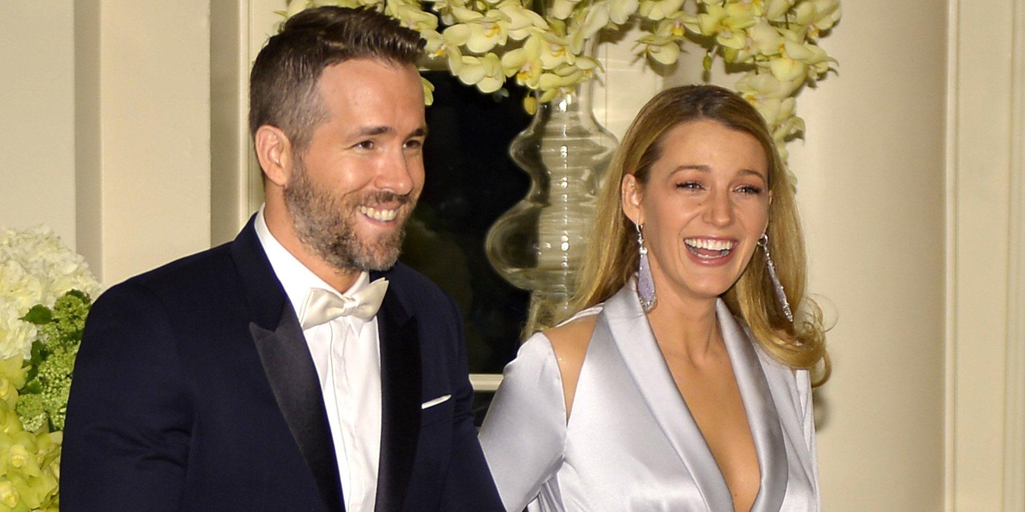 Ryan Reynolds felicita el cumpleaños a Blake Lively con algunas de sus peores fotos (otra vez)