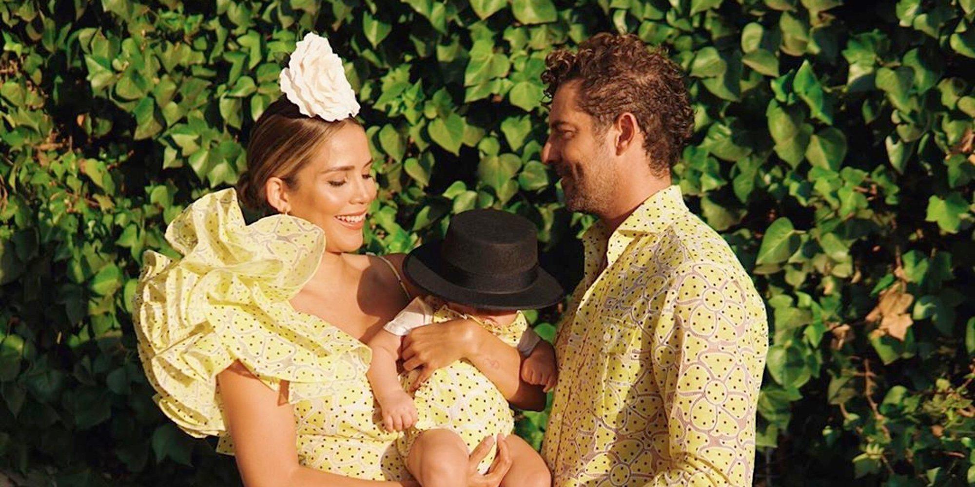 David Bisbal anuncia su intención de tener más hijos con Rosanna Zanetti con un posado familiar