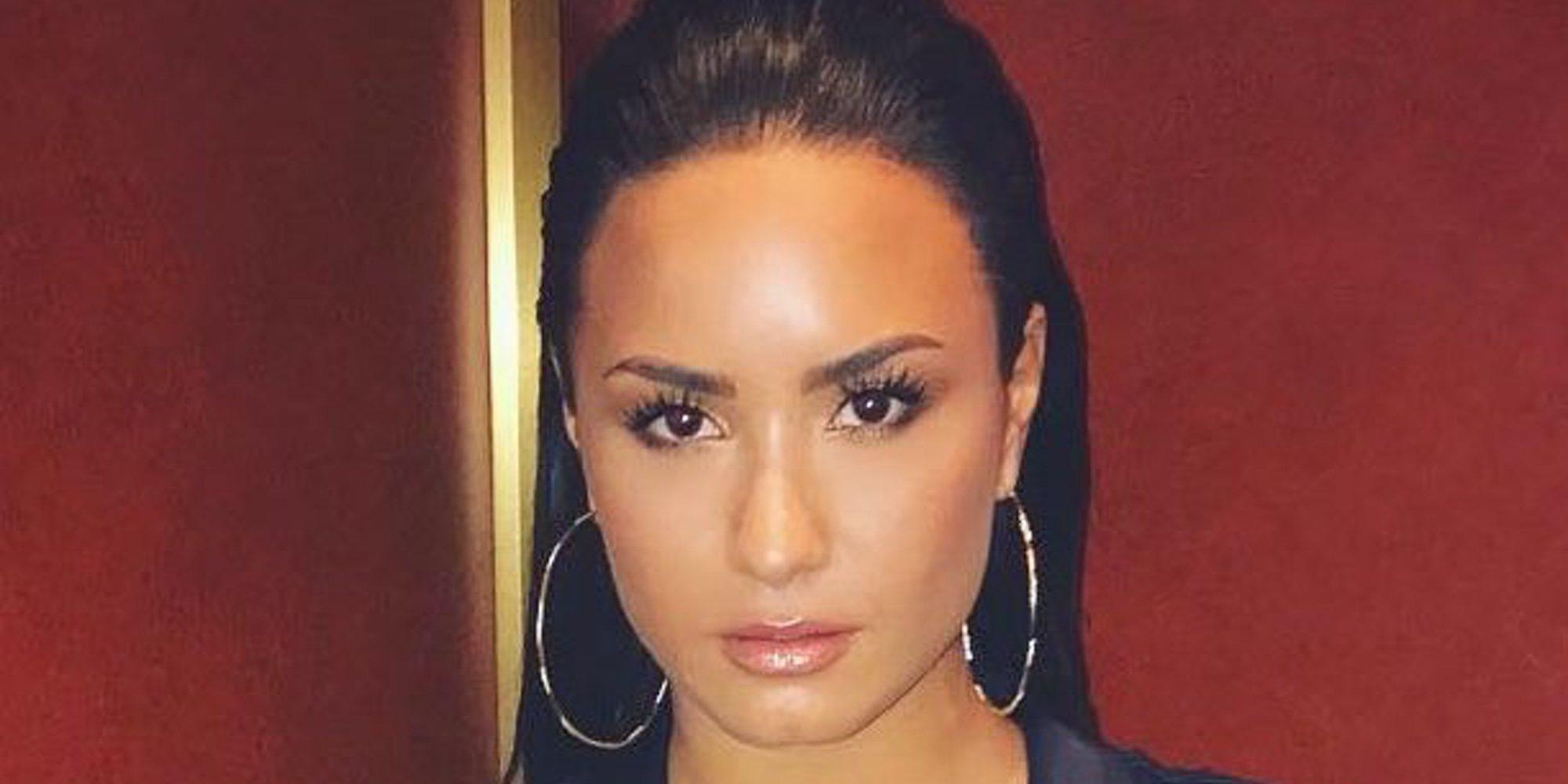 """Demi Lovato explica el motivo de su ausencia en los MTV VMAs 2019: """"Odio los premios"""""""