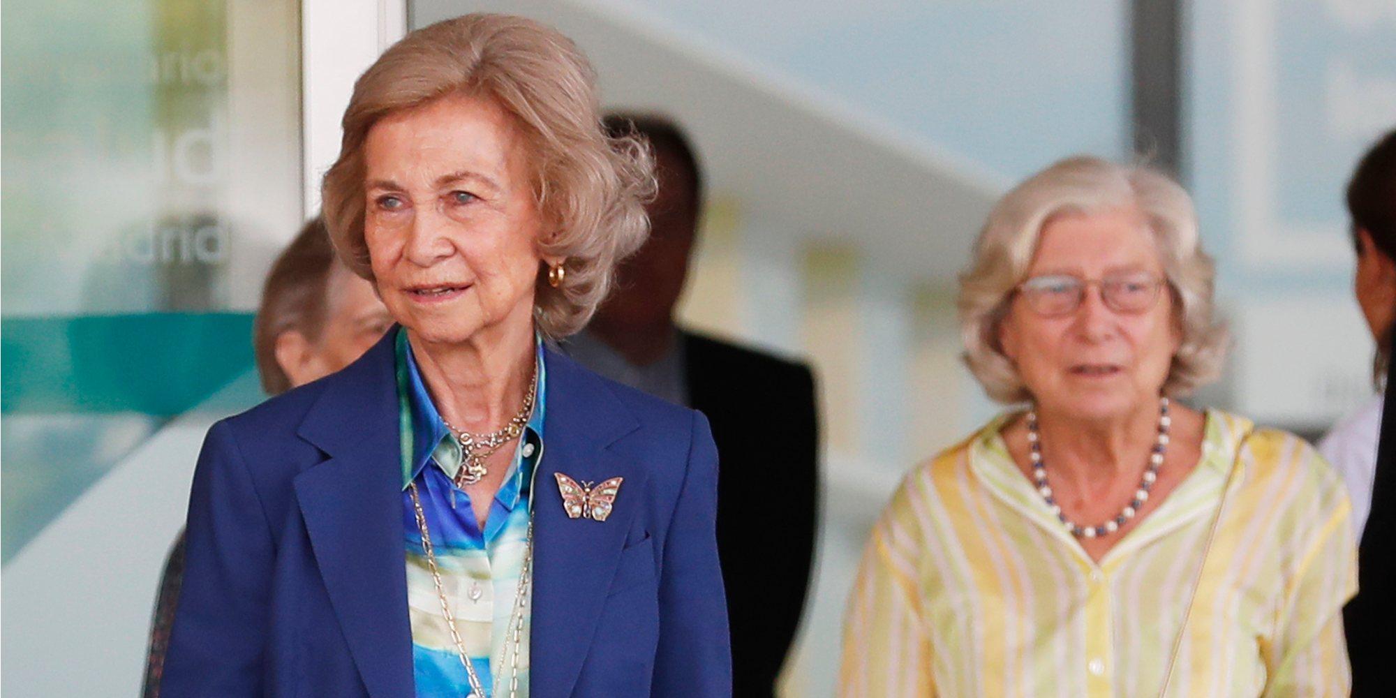 Así es Tatiana Radziwill: la eterna sombra, prima y mejor amiga de la Reina Sofía