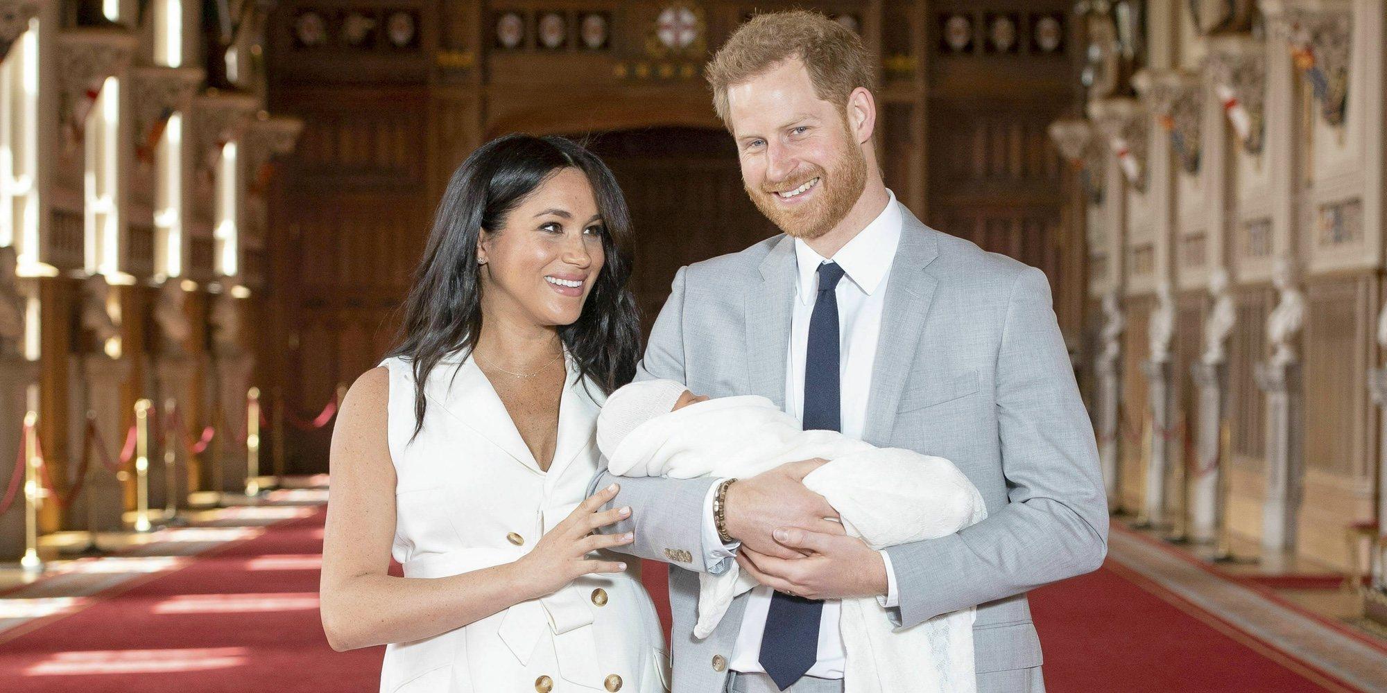 El plan low cost del Príncipe Harry y Meghan Markle con su hijo Archie Harrison
