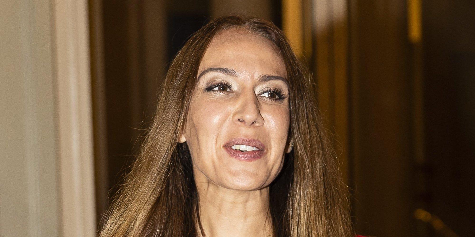 Mónica Naranjo podría haber recuperado la ilusión con Laín García Calvo, un afamado escritor de autoayuda