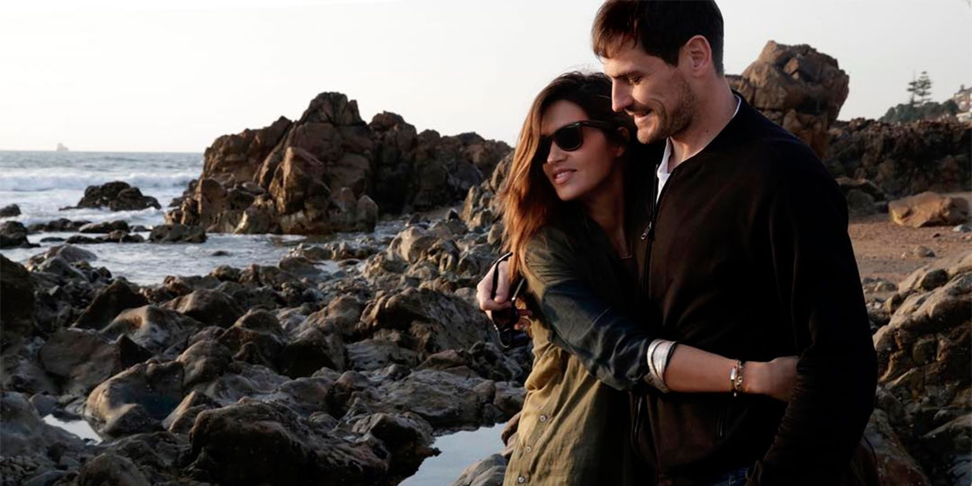 Sara Carbonero e Iker Casillas regresan a Oporto tras sus vacaciones de verano en España