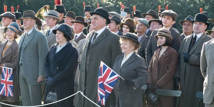 Clip exclusivo de 'Downton Abbey': La visita real que revolucionará a la familia Crawley