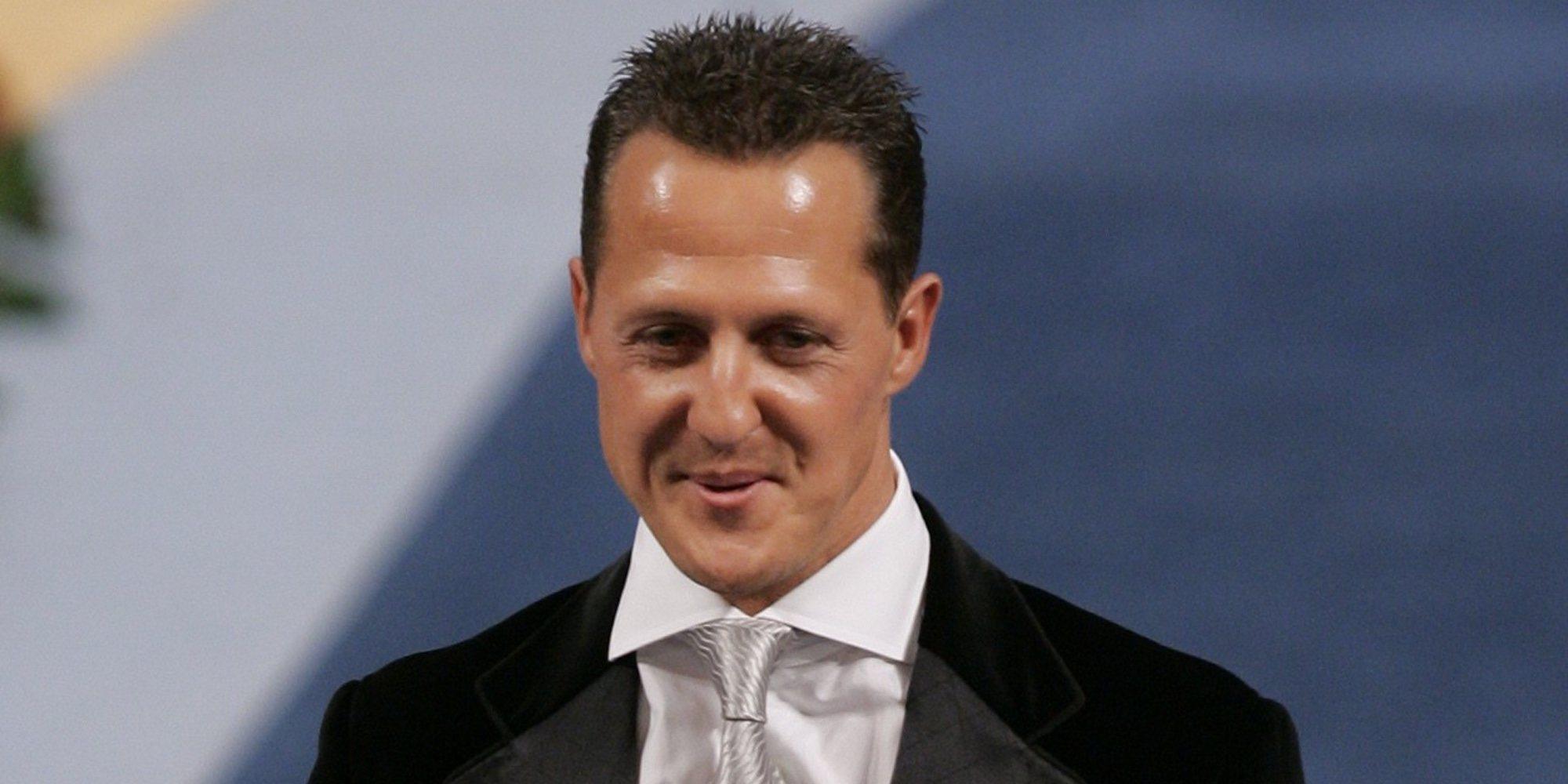 Michael Schumacher ingresa en un hospital de París para recibir un tratamiento experimental