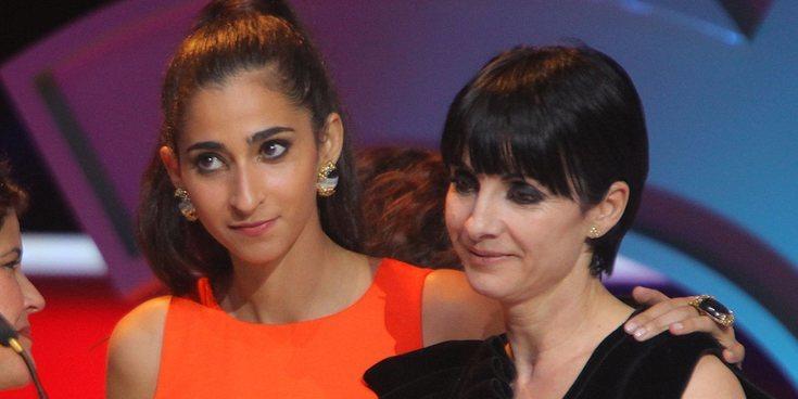 Najwa Nimri y Alba Flores, la historia de una amistad que nació entre las rejas de 'Vis a vis'