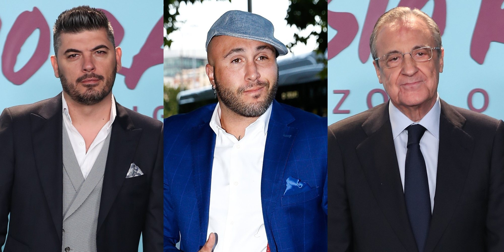 Kiko Rivera, Demarco Flamenco o Florentino Pérez apoyan a Sergio Ramos en el estreno de su documental