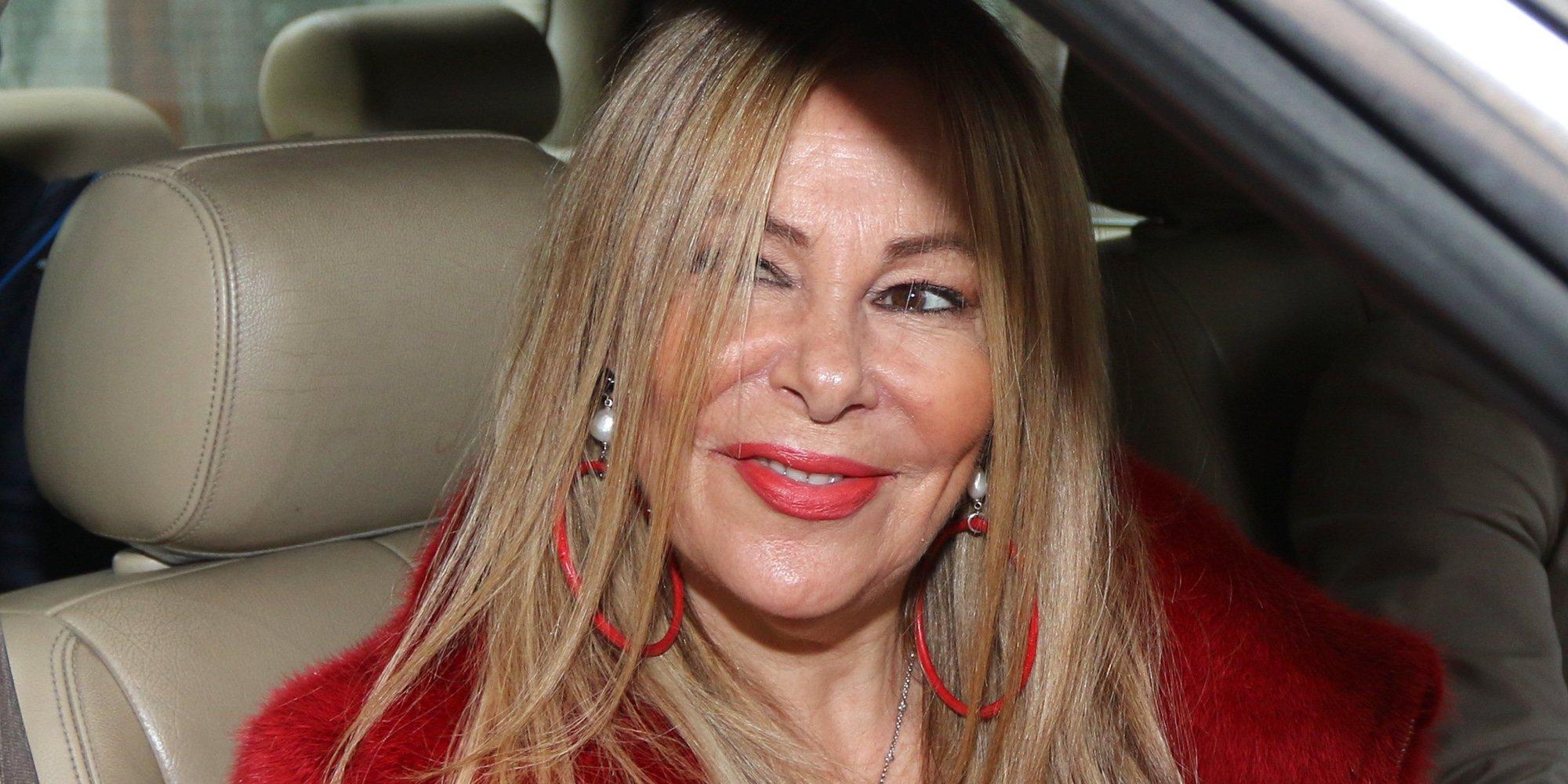 Ana Obregón se emociona en 'MasterChef Celebrity' al recordar la enfermedad de su hijo