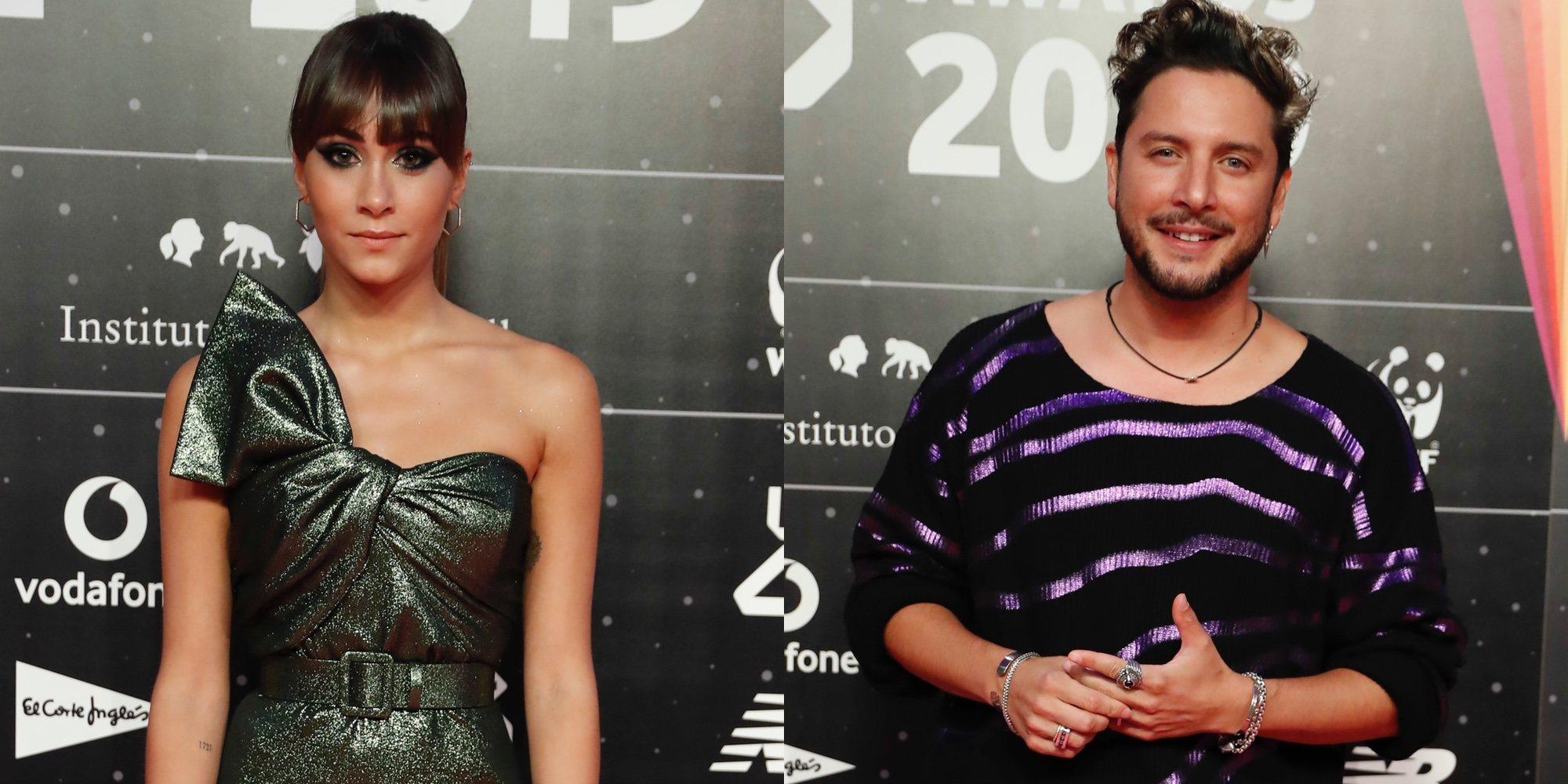 Manuel Carrasco y Aitana Ocaña encabezan las nominaciones de Los 40 Music Awards