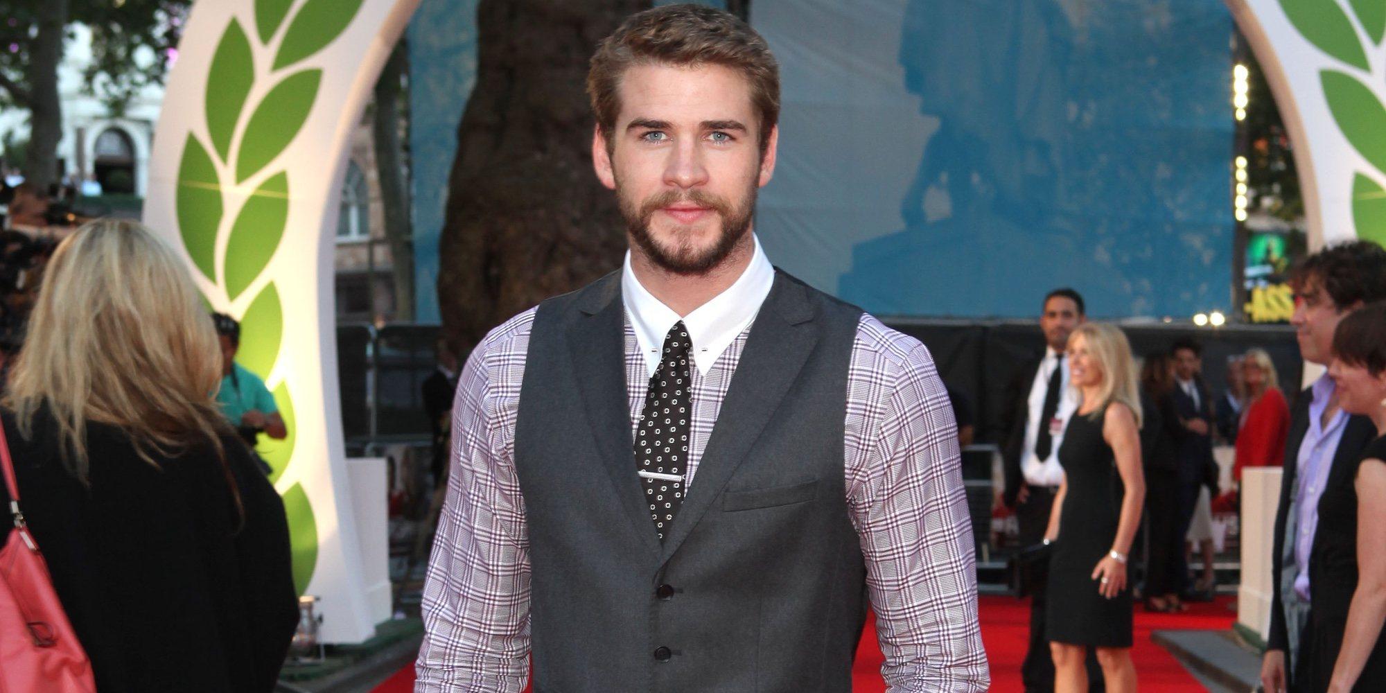 Liam Hemsworth reaparece con su familia después de su separación de Miley Cyrus