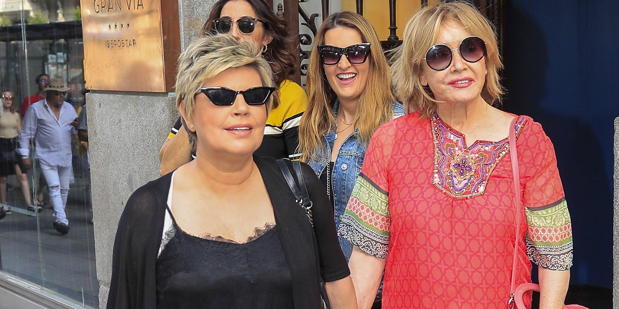 El motivo por el que la amistad de Mila Ximénez y Terelu Campos se ha terminado por completo