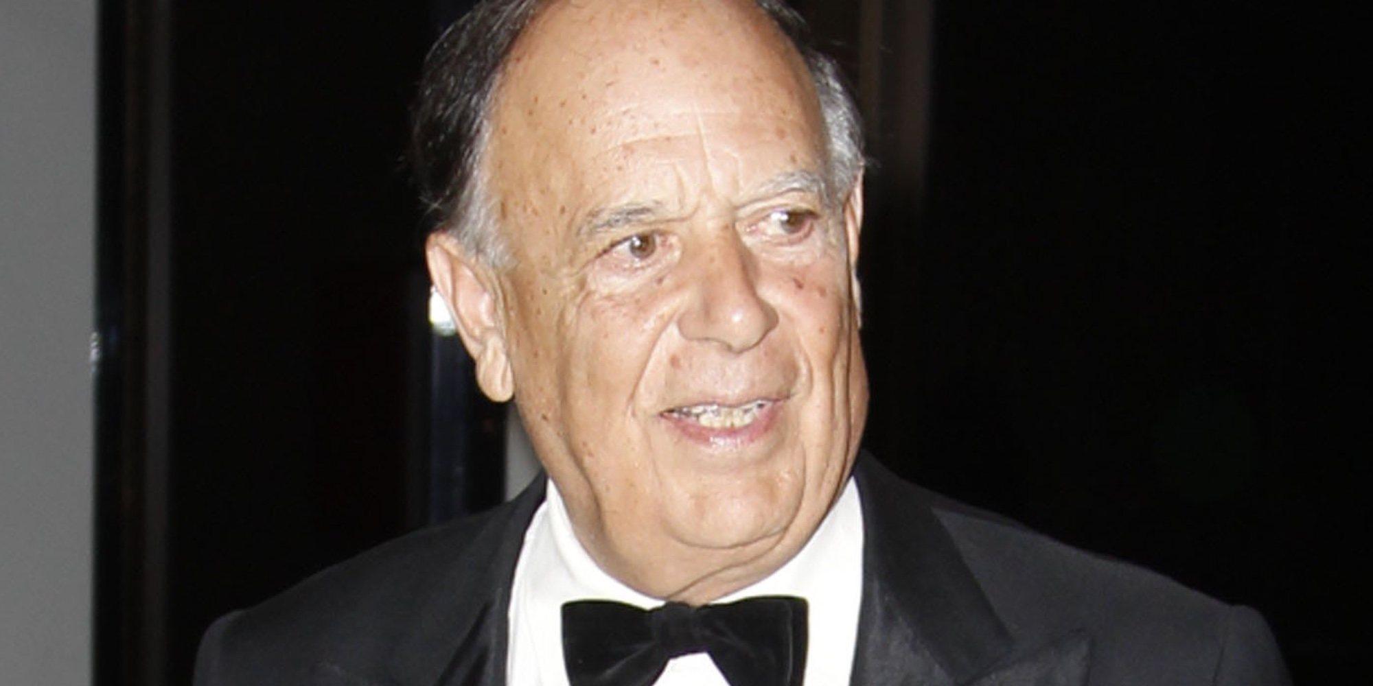 La reacción de Carlos Falcó a la participación de su hija Tamara Falcó en 'MasterChef Celebrity 3'