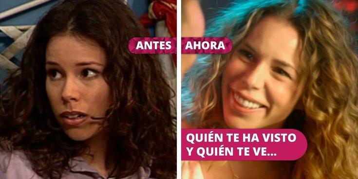 Así ha cambiado Athenea Mata: De Elena en 'Al salir de clase' a Sonia en 'Campeones'