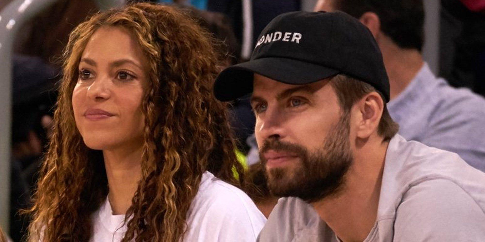 """Shakira se sincera sobre su relación con Gerard Piqué: """"No somos una pareja tradicional"""""""