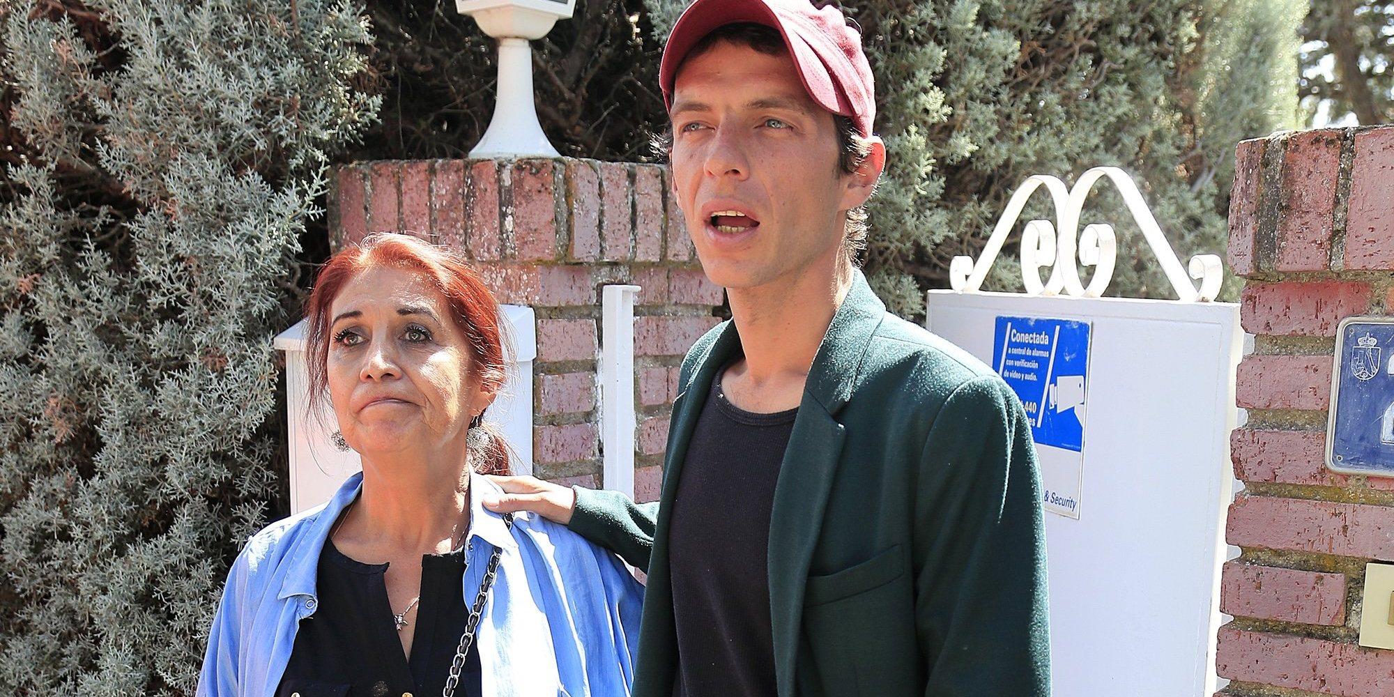 """Lourdes Orenelas, expareja de Camilo Sesto, habla tras su muerte: """"En su casa nos hemos sentido basura"""""""