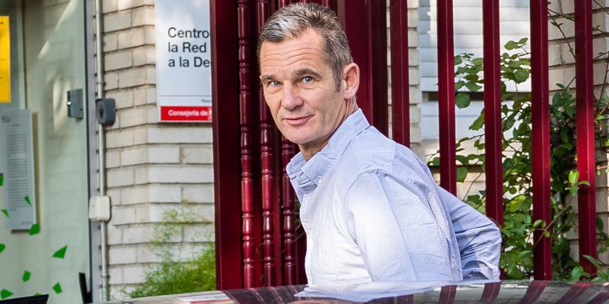 La Físcalía solicita que se revoque el permiso de salida de Iñaki Urdangarin para hacer voluntariado