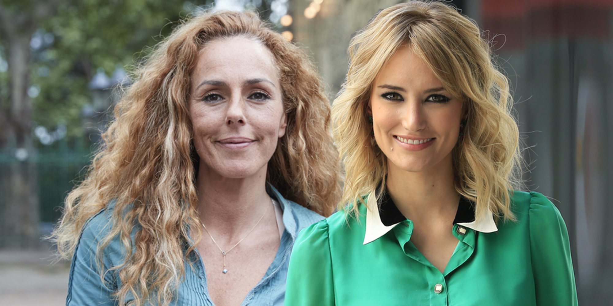 Rocío Carrasco y Alba Carrillo, una amistad que nació en 'Hable con ellas'
