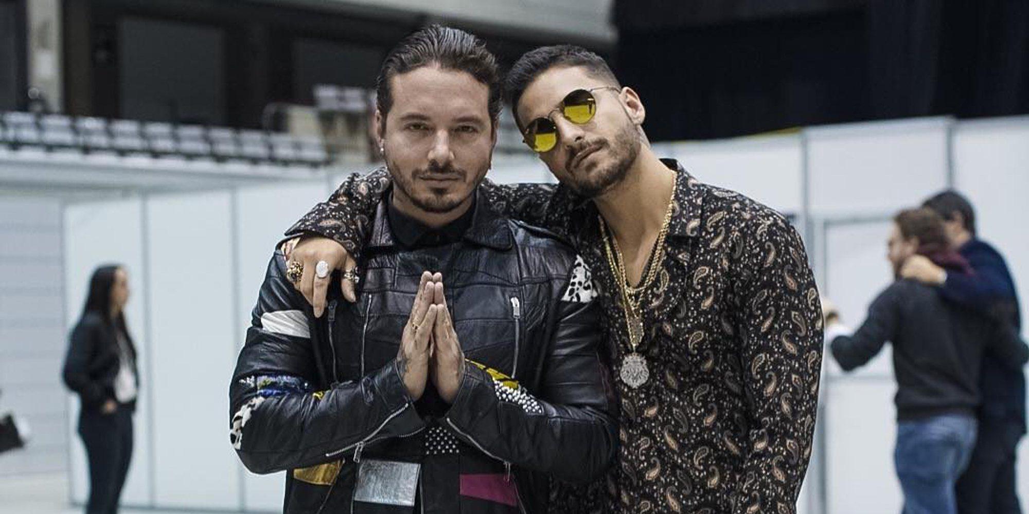 """J Balvin y Maluma se quejan de las nominaciones en los Grammy Latino: """"Sin reggaeton no hay Latin Grammy"""""""