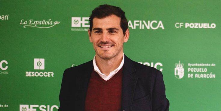 """Iker Casillas, sobre su futuro profesional: """"El primero que no va a tomar ningún riesgo soy yo"""""""
