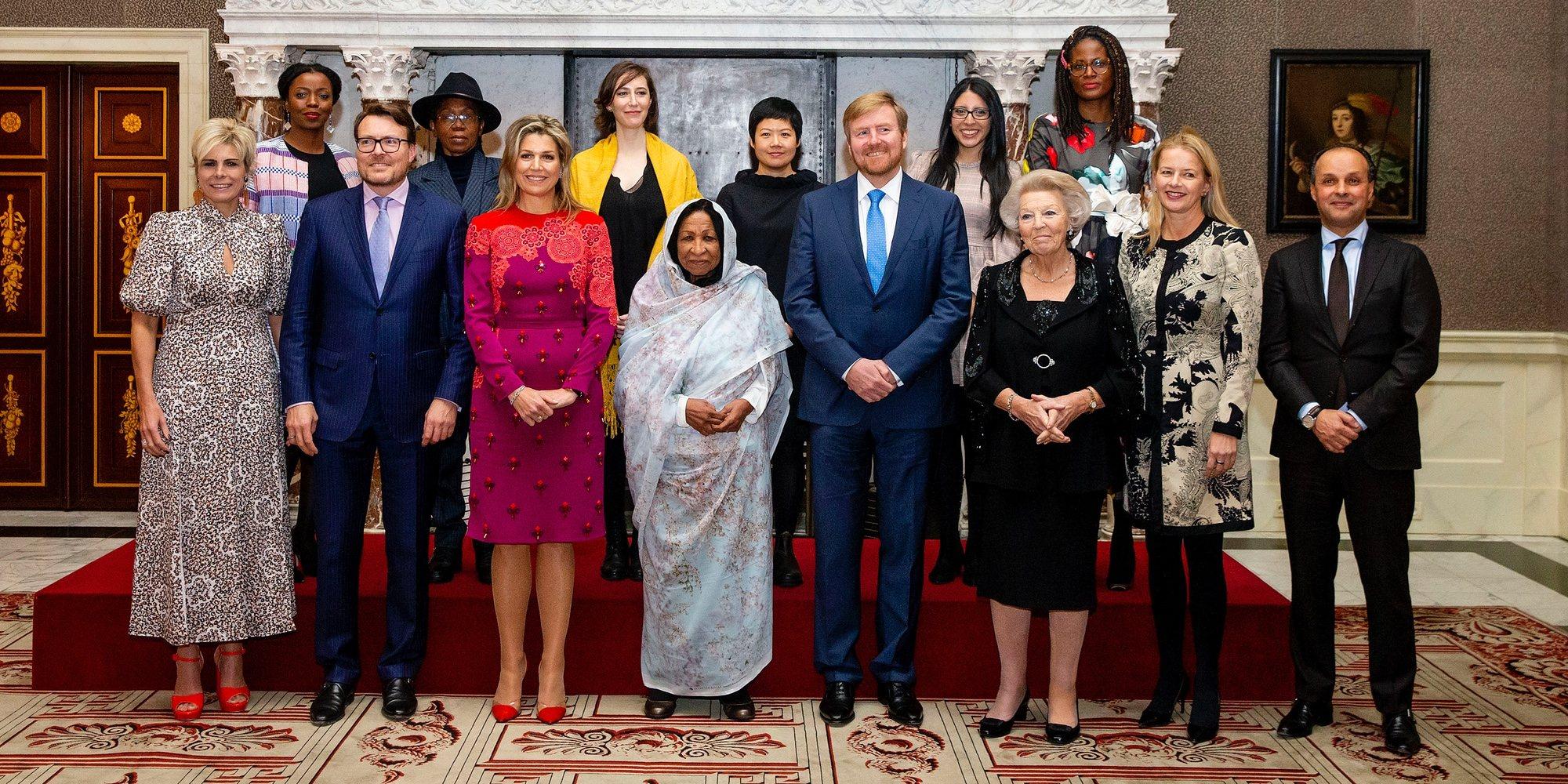 El recuerdo del Príncipe Claus muestra la unidad de la Familia Real Holandesa