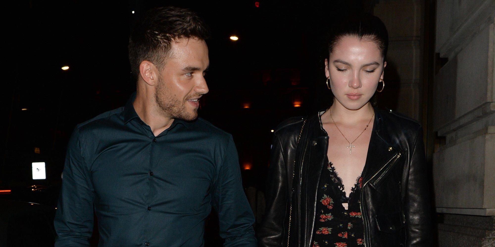 """Liam Payne, muy enamorado de su nueva novia: """"Me ayuda a relajarme"""""""